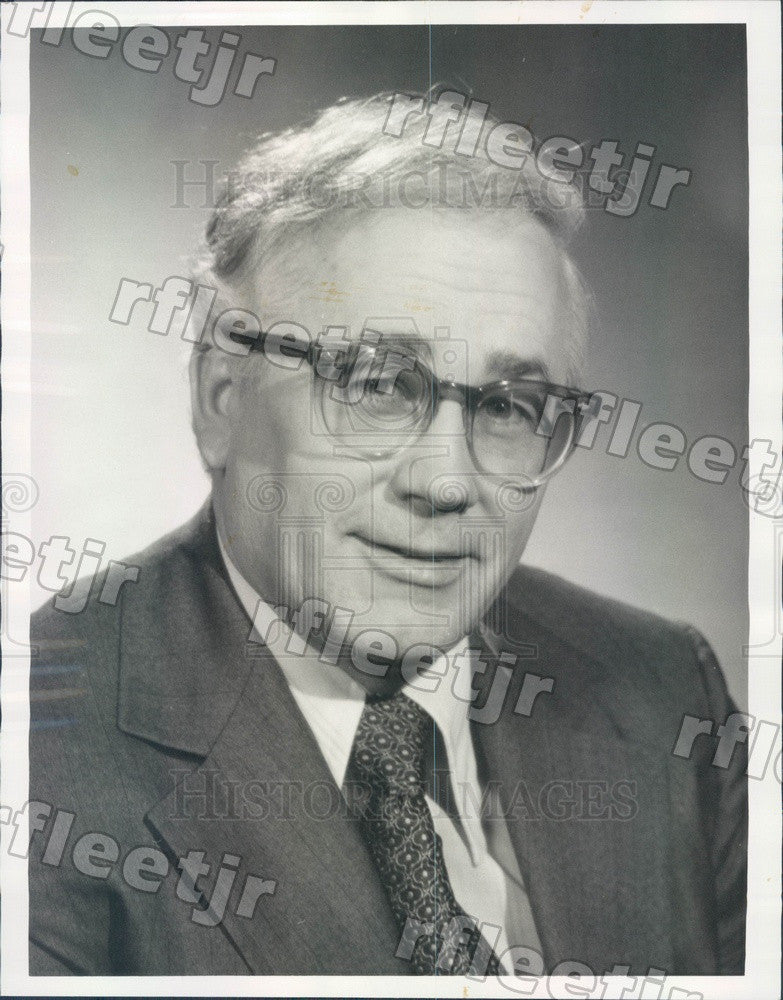 1974 Joseph Bluth, National Academy of TV Arts & Sciences Press Photo adv397 - Historic Images