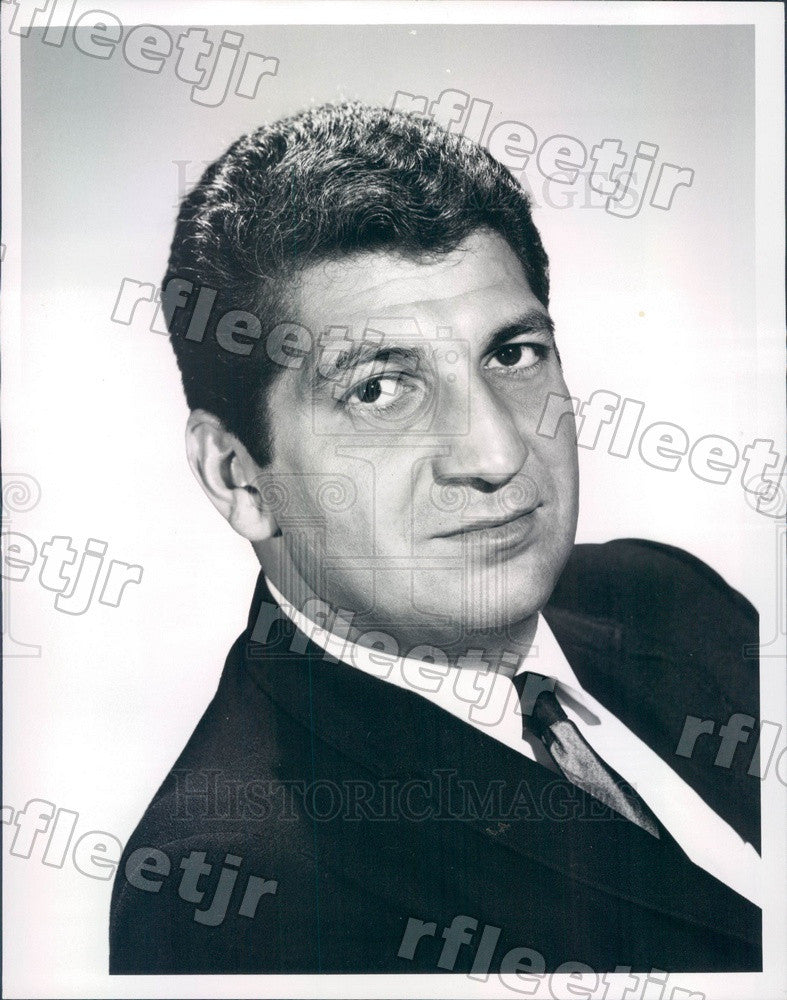1969 Actor Nick Georgiade Press Photo adv487 - Historic Images