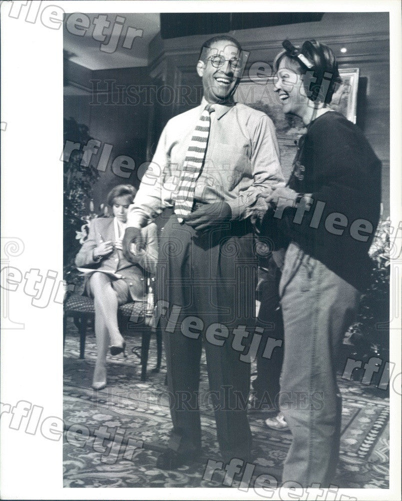 1994 NBC Today Show Host Bryant Gumbel Press Photo adw1025 - Historic Images