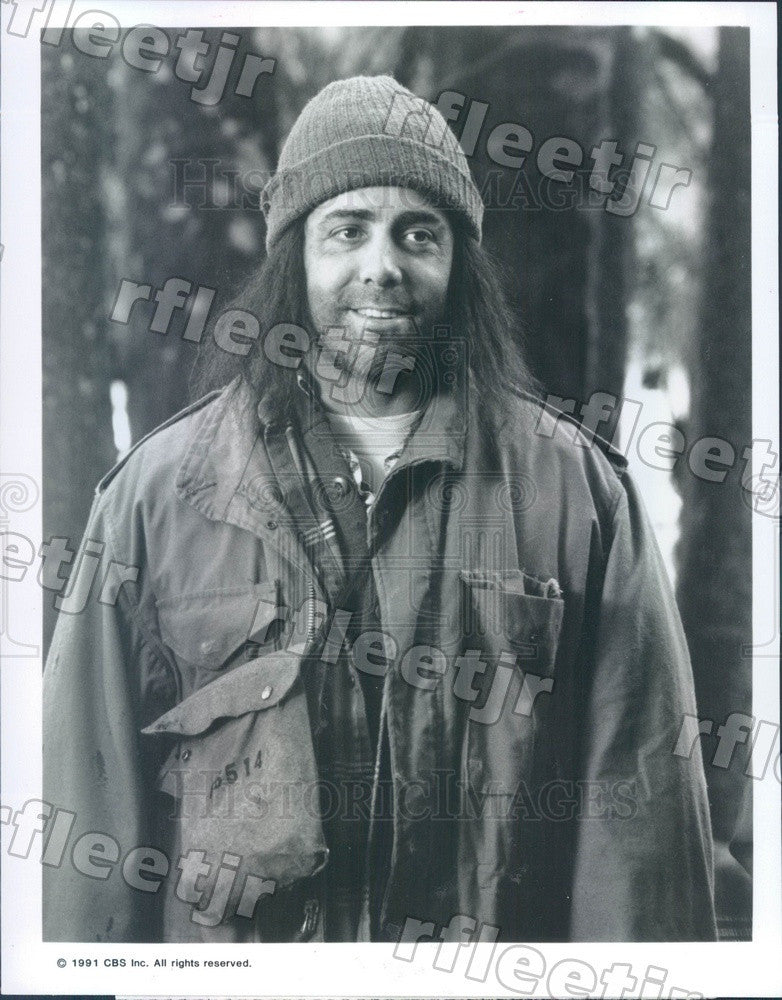 1991 Actor Adam Arkin on TV Show Northern Exposure Press Photo adw1189 - Historic Images