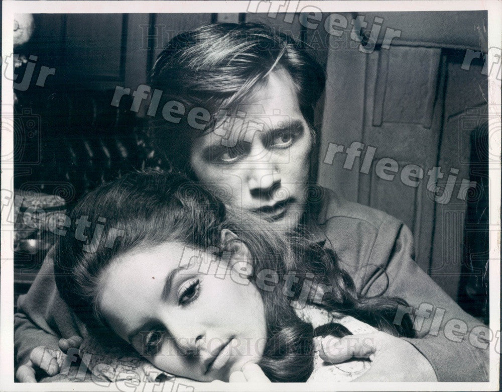 1969 Emmy Winning Actor Martin Sheen Press Photo adw159 - Historic Images
