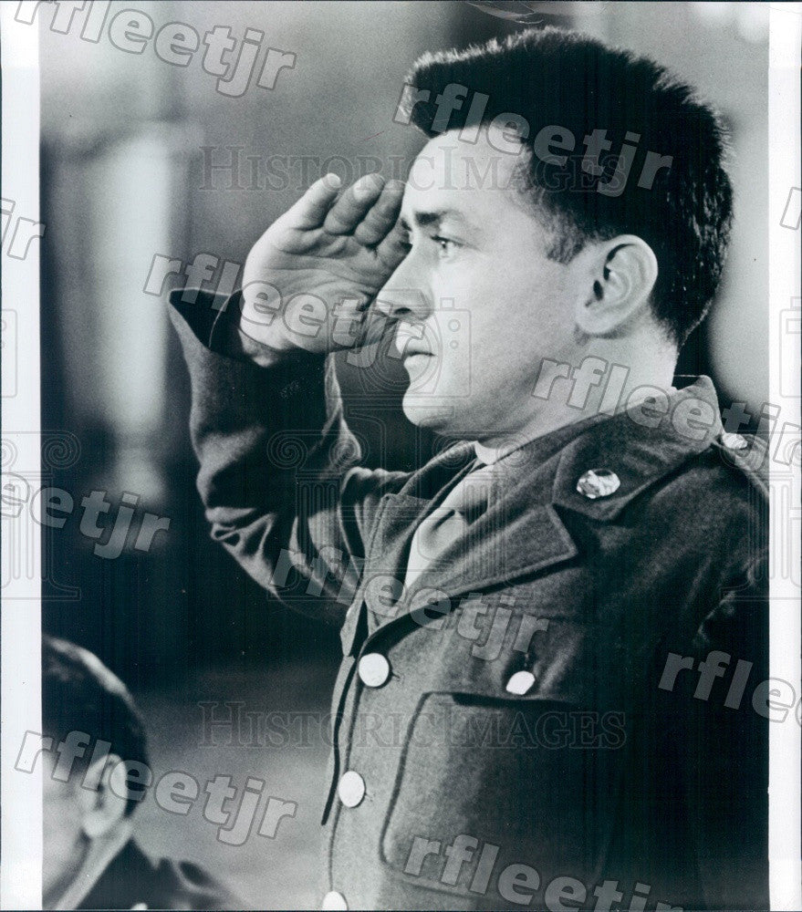 1974 Actor Martin Sheen in The Execution of Private Slovik Press Photo adw161 - Historic Images