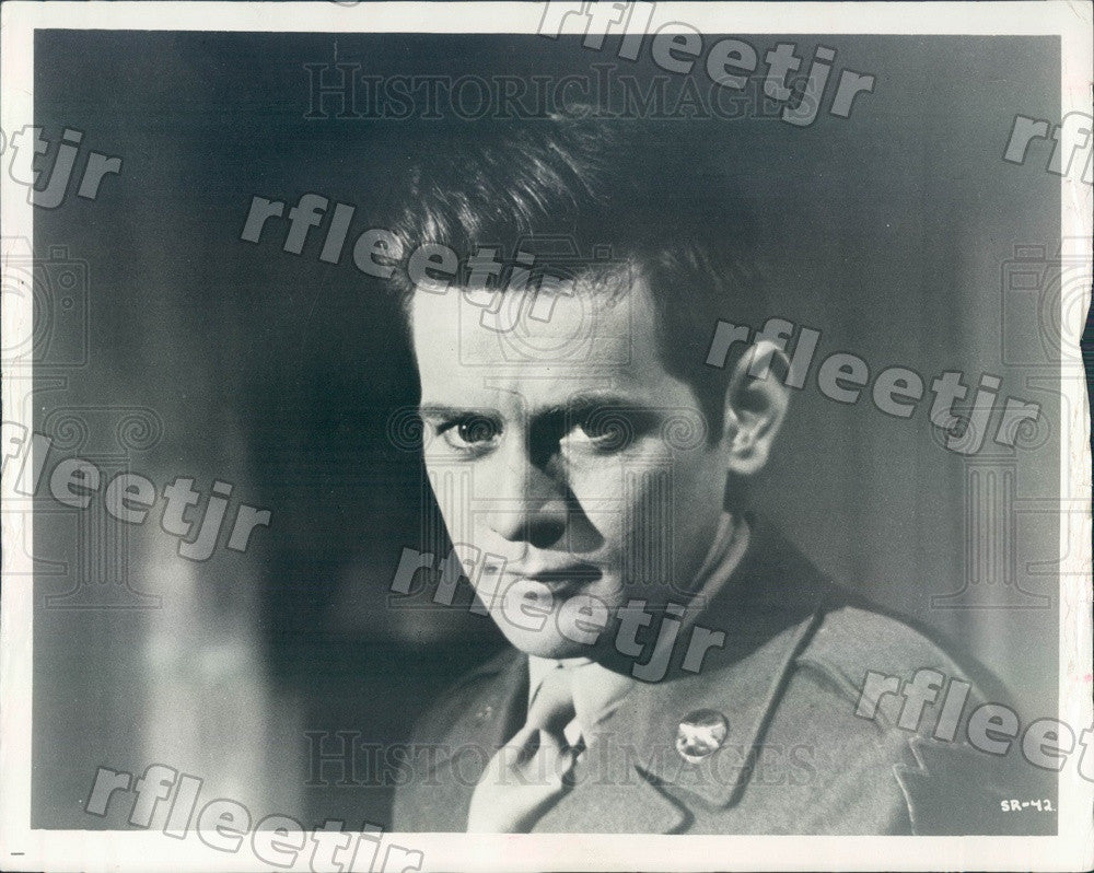 1969 Emmy Winning Actor Martin Sheen Press Photo adw177 - Historic Images