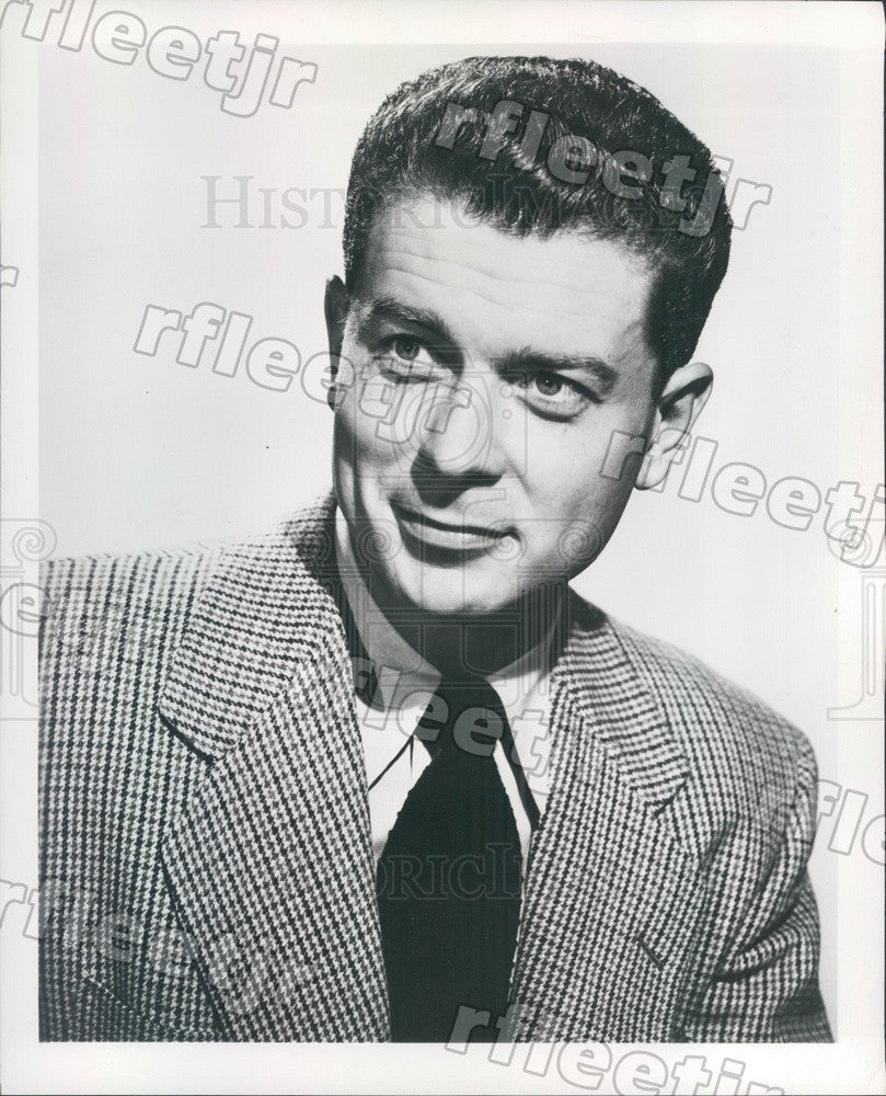 1953 Actor Arthur Franz Press Photo adw203 - Historic Images
