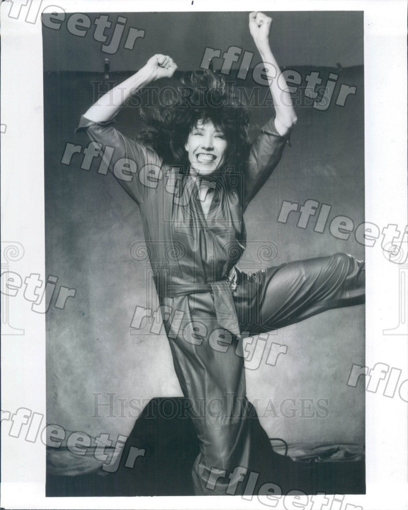 1988 Tony, Grammy, Emmy Winning Actress Lily Tomlin Press Photo adw255 - Historic Images