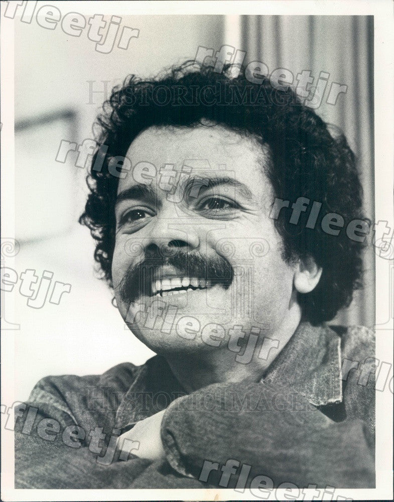 1975 Actor Jose Perez on TV Show On The Rocks Press Photo adw309 - Historic Images