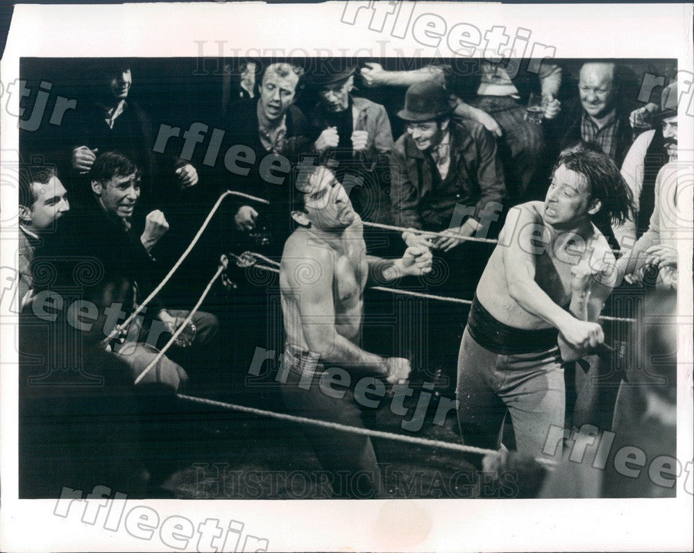 1977 Actor Guy Boyd on PBS Show The Best of Families Press Photo adw455 - Historic Images