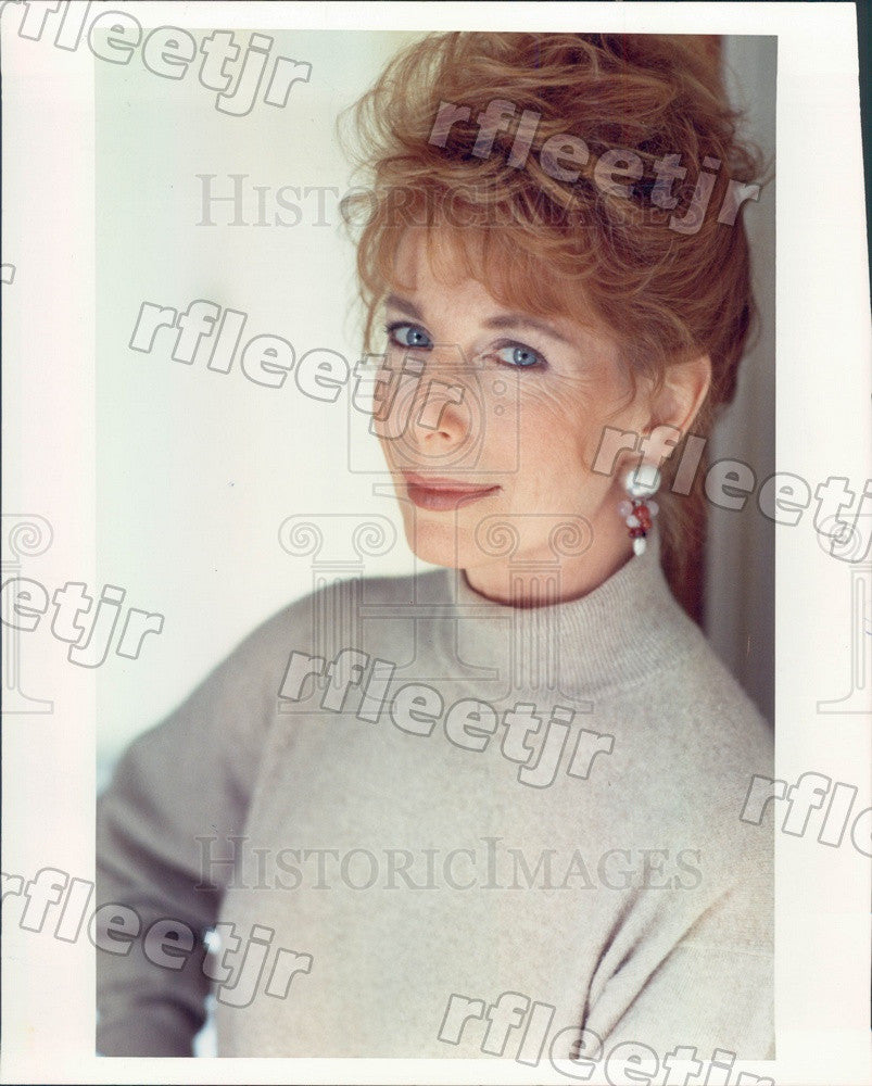 1995 American Author, Journalist Gail Sheehy Press Photo adw631 - Historic Images