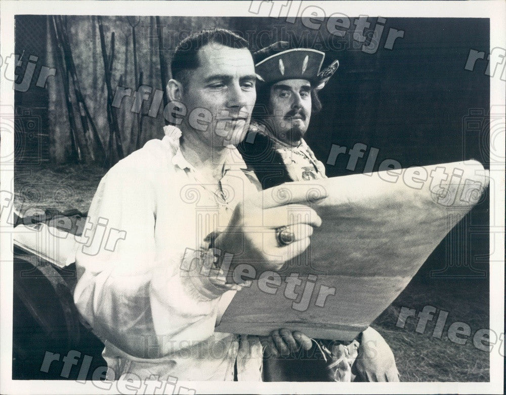 Undated Hollywood Actor Robert Shaw Press Photo adw745 - Historic Images