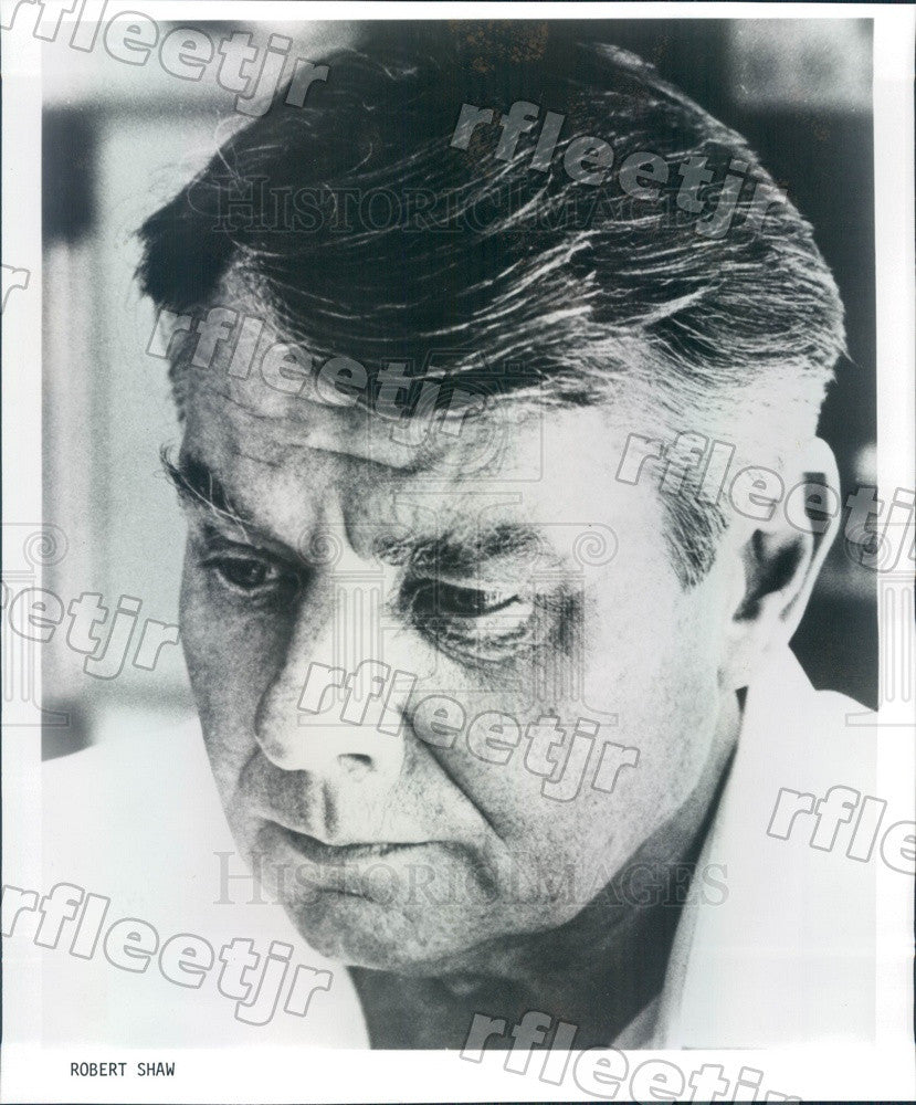 1985 Atlanta Symphony Orchestra Conductor Robert Shaw, Grammy Press Photo adw783 - Historic Images