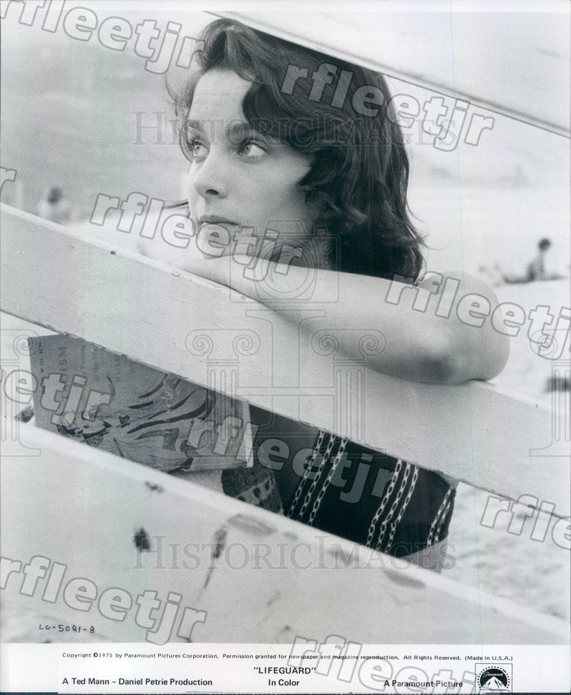 1975 American Actress Kathleen Quinlan in Film Lifeguard Press Photo adx29 - Historic Images