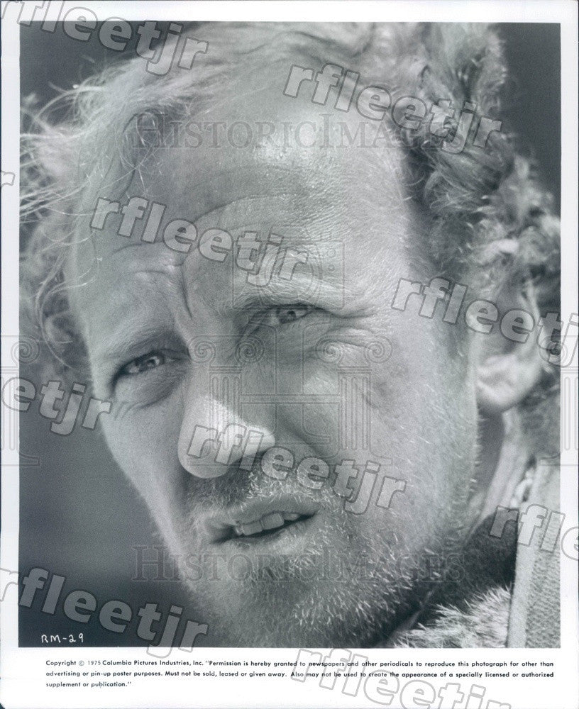 1975 British Actor Nicol Williamson in Film Robin And Marian Press Photo adx343 - Historic Images
