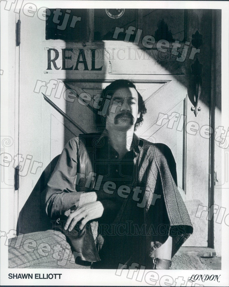 1972 Actor Shawn Elliott Press Photo adx415 - Historic Images