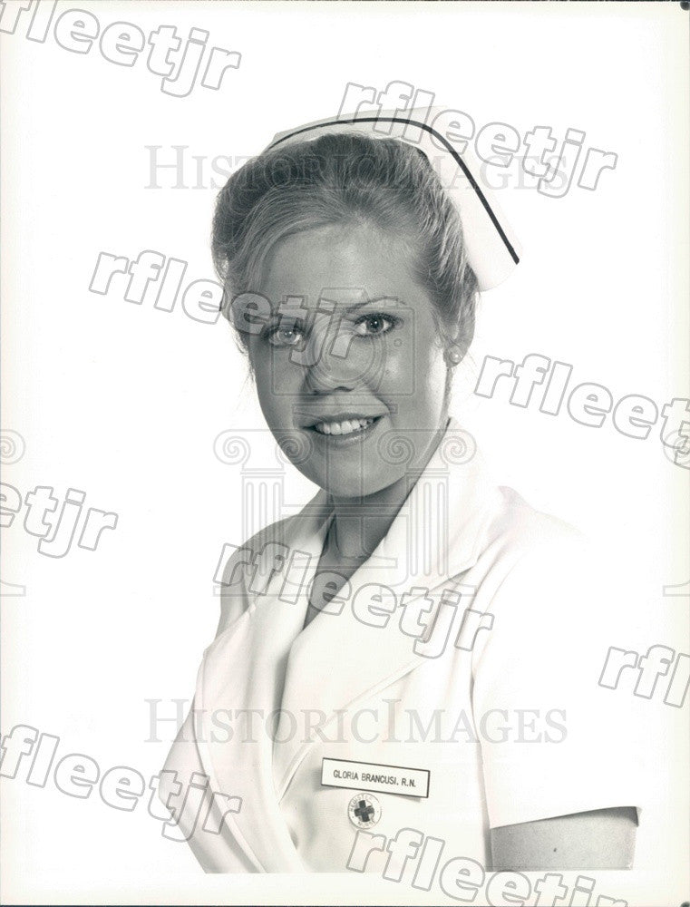 1979 Actress Christopher Norris on TV Show Trapper John, M.D. Press Photo adx473 - Historic Images