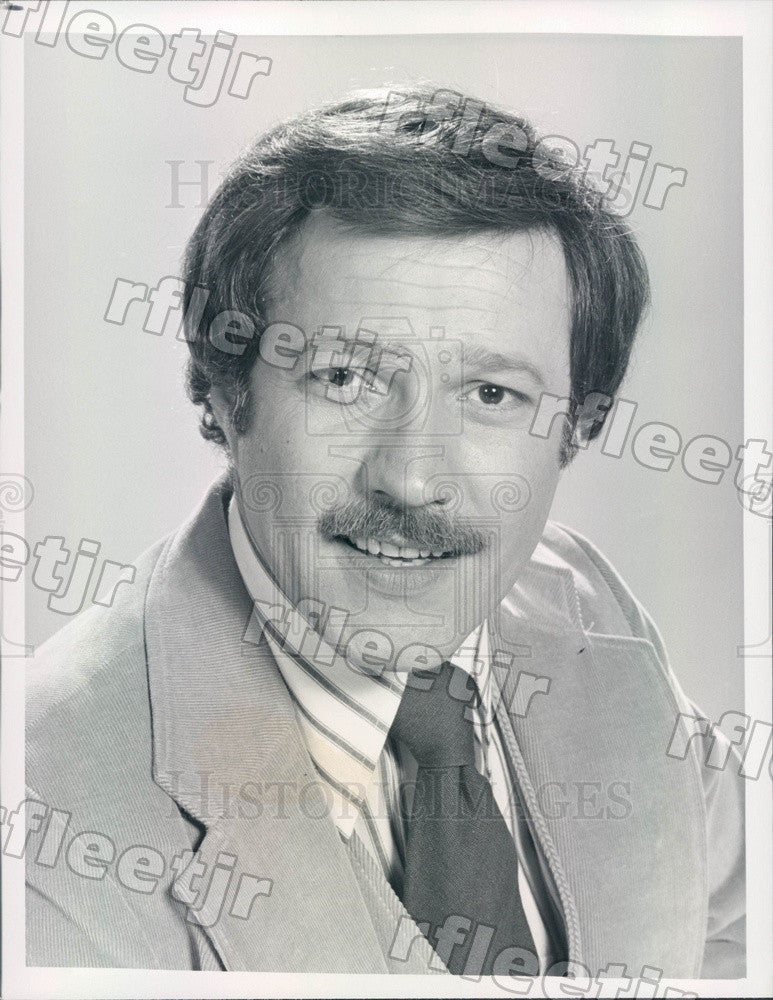 1979 Actor Charles Siebert on TV Show Trapper John, M.D. Press Photo adx479 - Historic Images