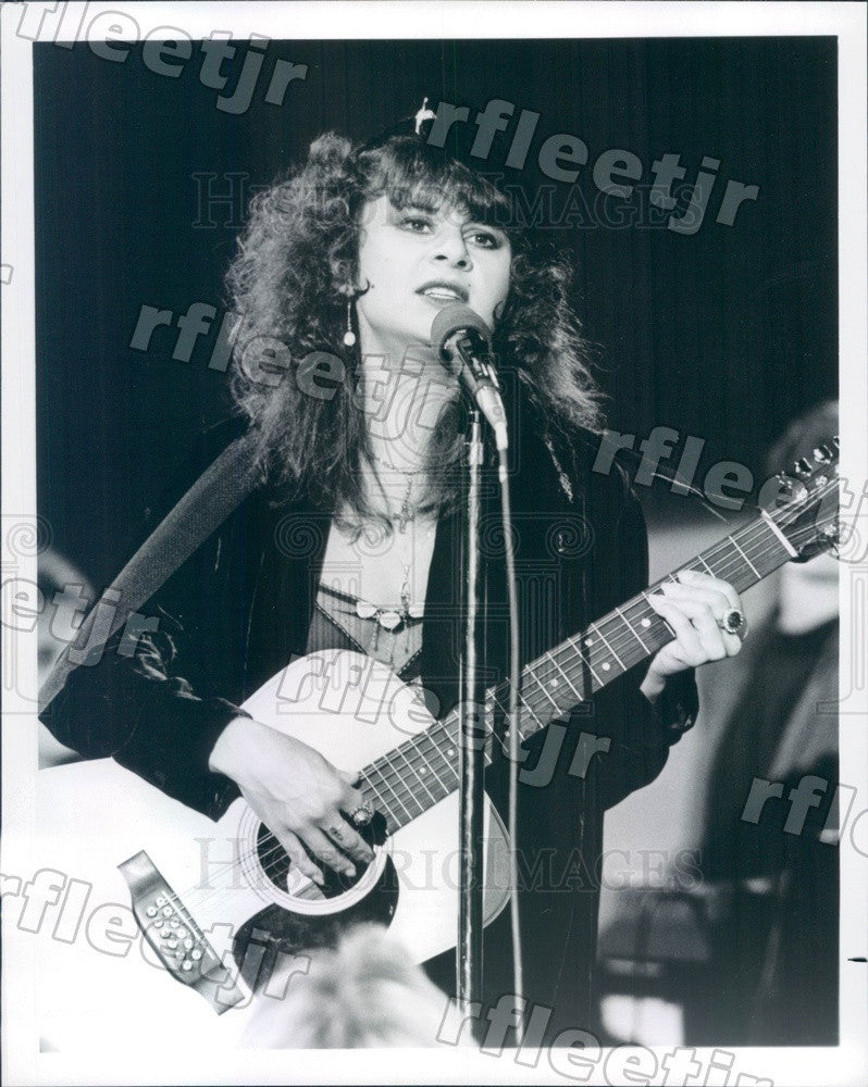 1987 Emmy Winning Actress, Singer Tracey Ullman Press Photo adx523 - Historic Images