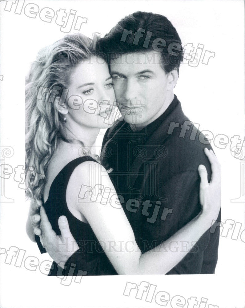 Undated Actors Meg Ryan & Emmy Winner Alec Baldwin in Film Press Photo ady1133 - Historic Images