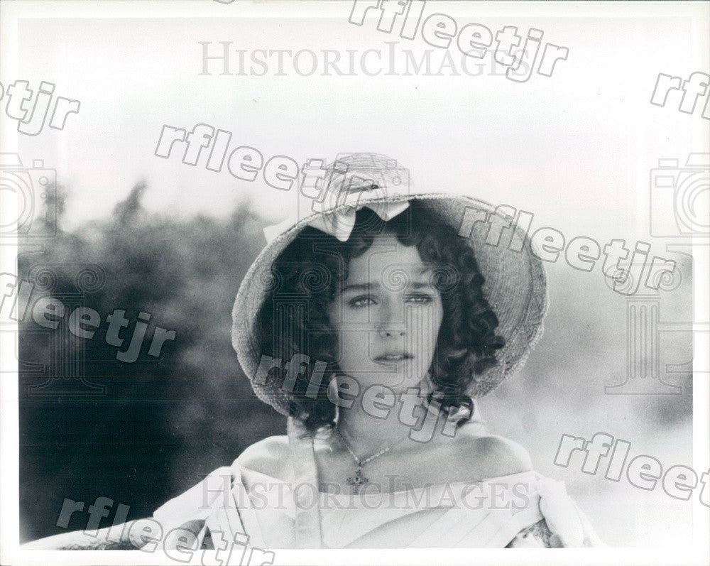 Undated Italian/Greek Actor Valeria Golino in Film Press Photo ady205 - Historic Images