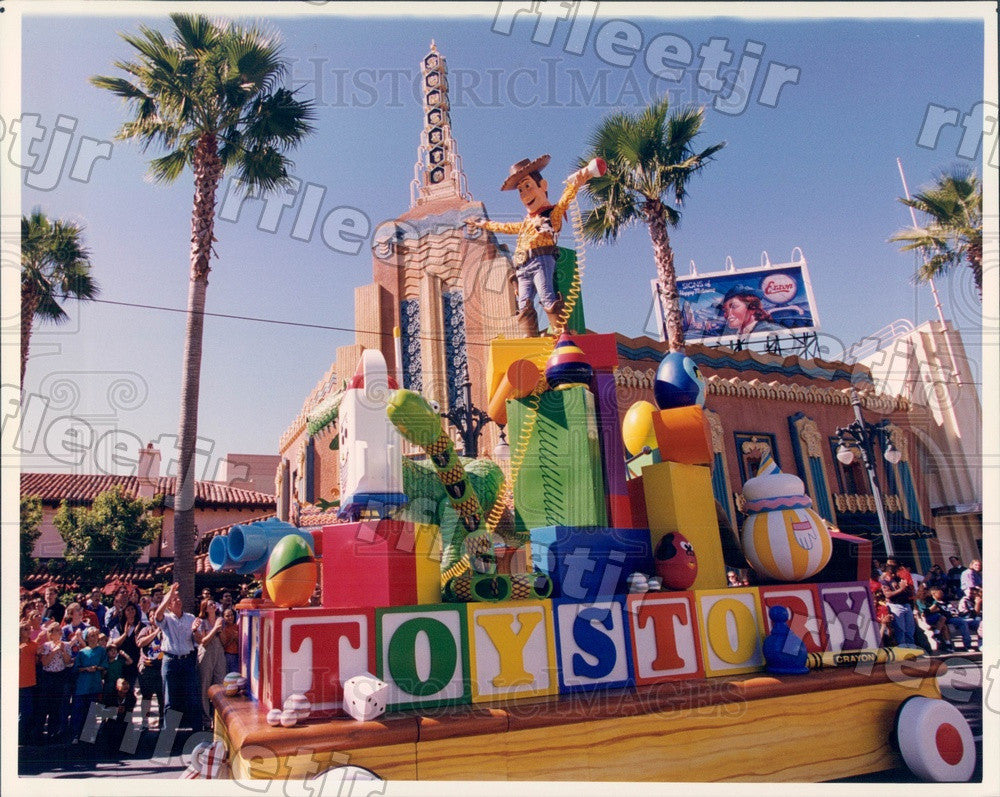 1995 Walt Disney Character Woody from Film Toy Story Press Photo ady303 - Historic Images
