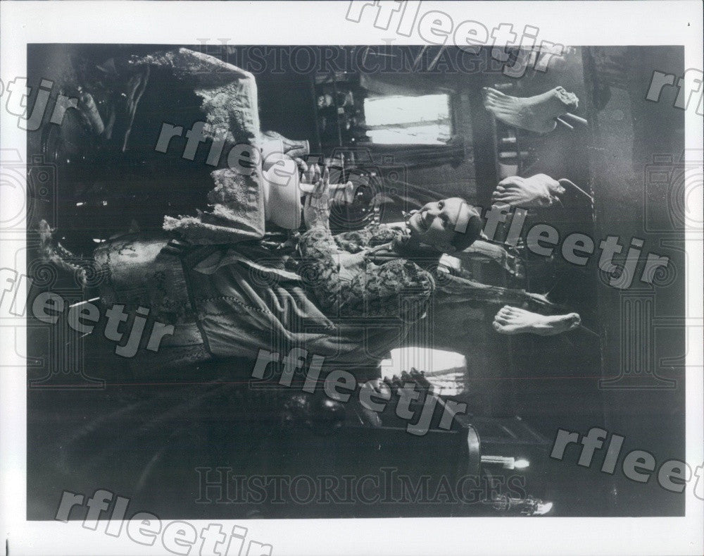 Undated Actor Katherine Helmond in Film Time Bandits Press Photo ady391 - Historic Images