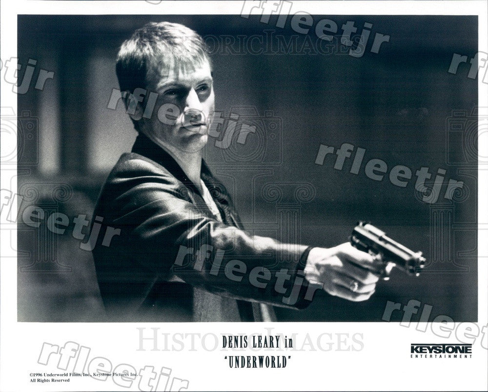 1996 American Actor Denis Leary in Film Underworld Press Photo ady429 - Historic Images