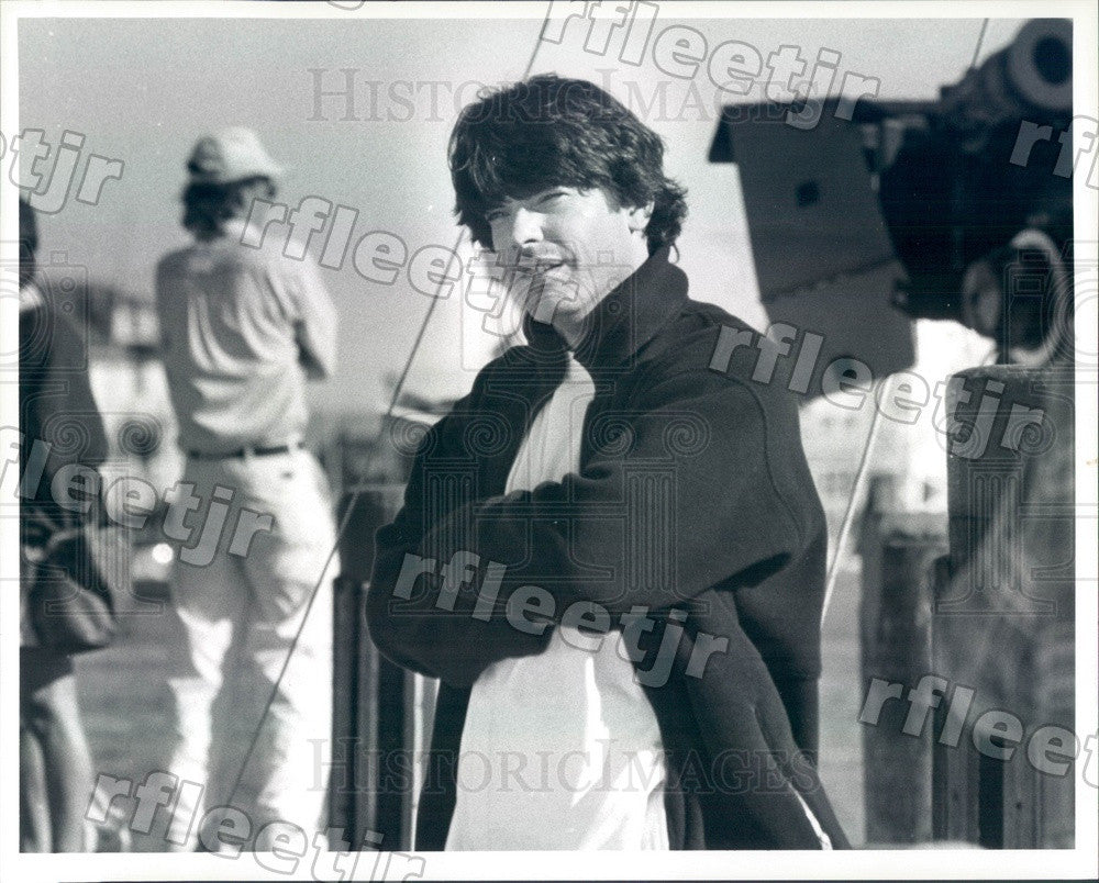 Undated American Actor Peter Gallagher in Film To Gillian Press Photo ady473 - Historic Images
