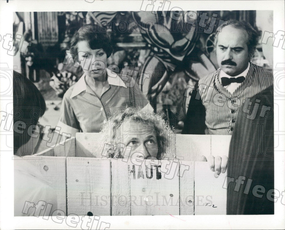 Undated French Actor Pierre Richard in Film The Toy Press Photo ady503 - Historic Images