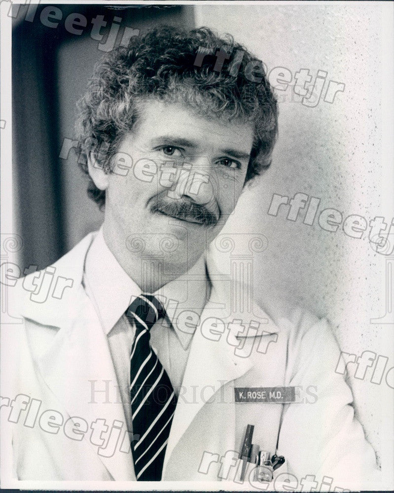 1981 Actor Robert Reed on TV Show Nurse Press Photo ady881 - Historic Images