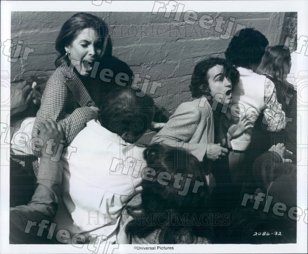 Undated Actress Marilyn Hassett in Film Two-Minute Warning Press Photo ady919 - Historic Images