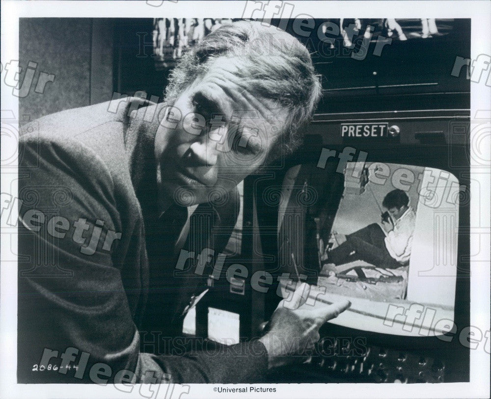 Undated Oscar Winning Actor Charlton Heston in Film Press Photo ady921 - Historic Images