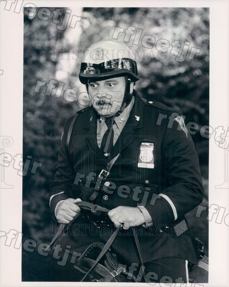 1990 Emmy Winning Actor Dennis Franz Press Photo adz109 - Historic Images