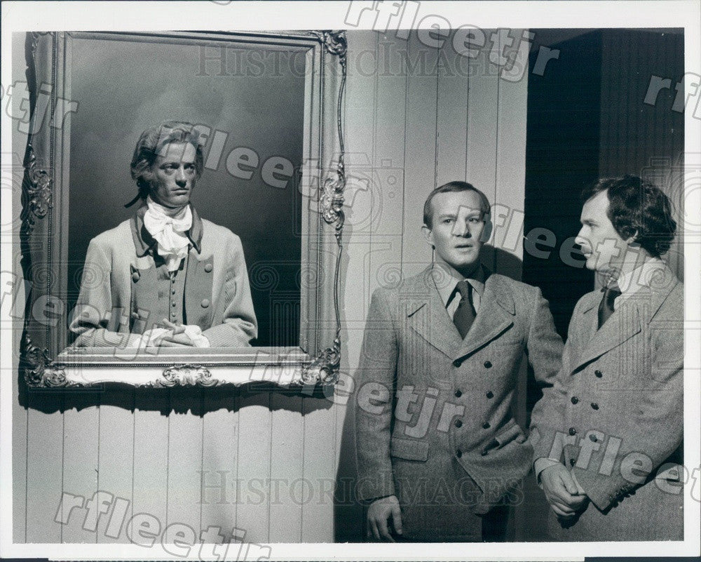 Undated Actors Peter Fonda, Tom & Dick Smothers Press Photo adz175 - Historic Images