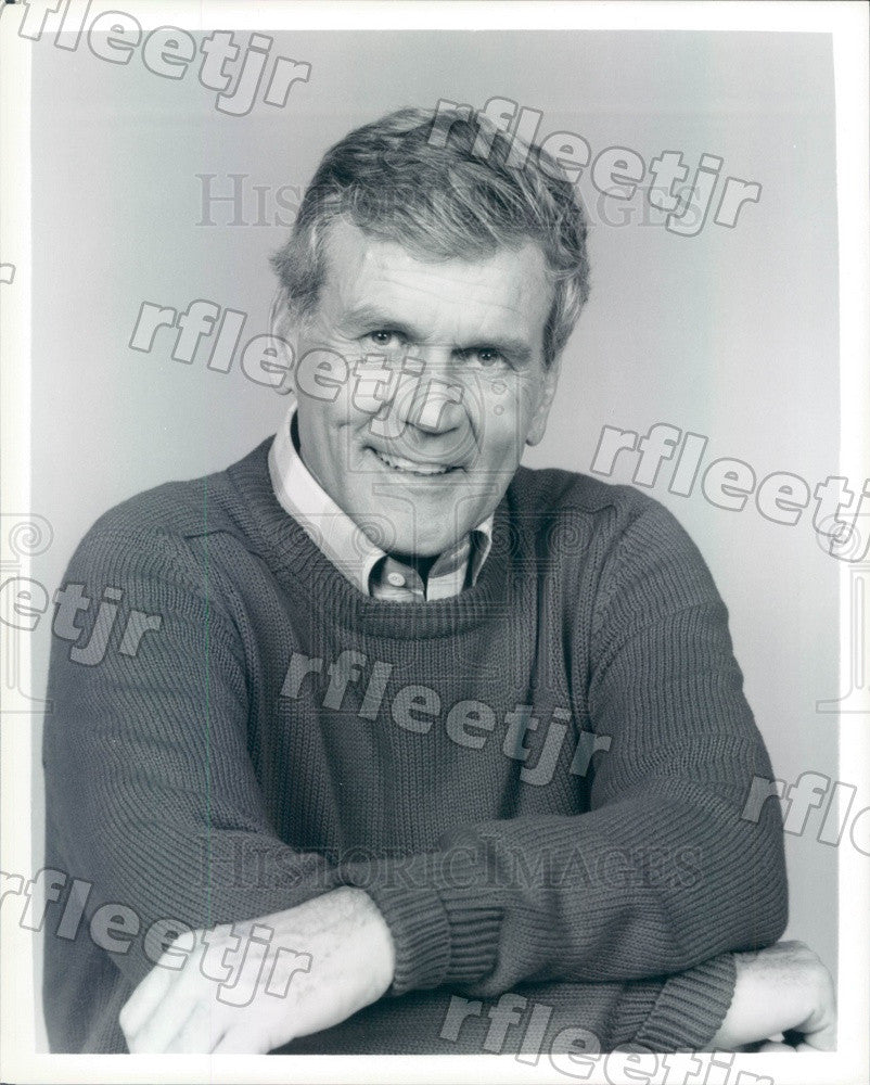 Undated Actor Don Murray on TV Show Sons And Daughters Press Photo adz207 - Historic Images