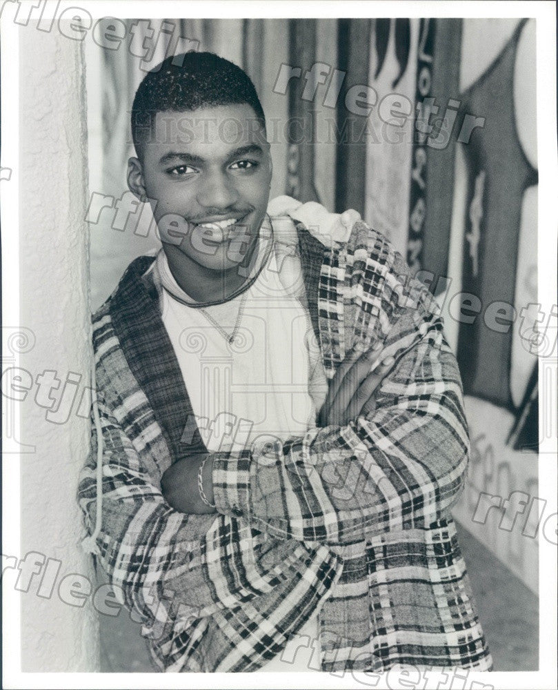 Undated American Actor Aries Spears on TV Show South of Sunset Press Photo adz85 - Historic Images