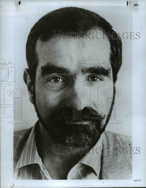 1988, Martin Scorsese - cvp83147 - Historic Images