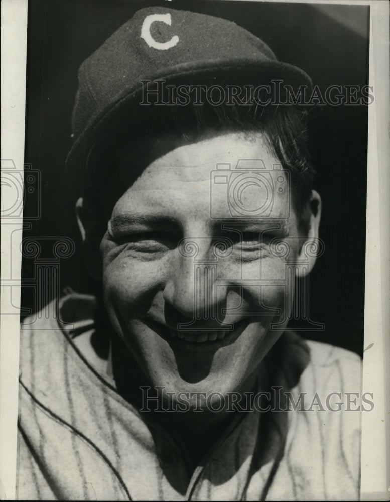 1931 Roxie Lawson of Cleveland Indians - Historic Images