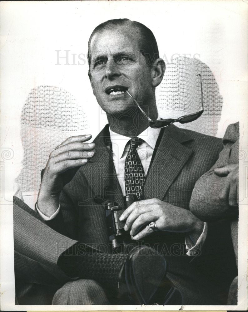 1969 Press Photo Prince Philip England - Historic Images