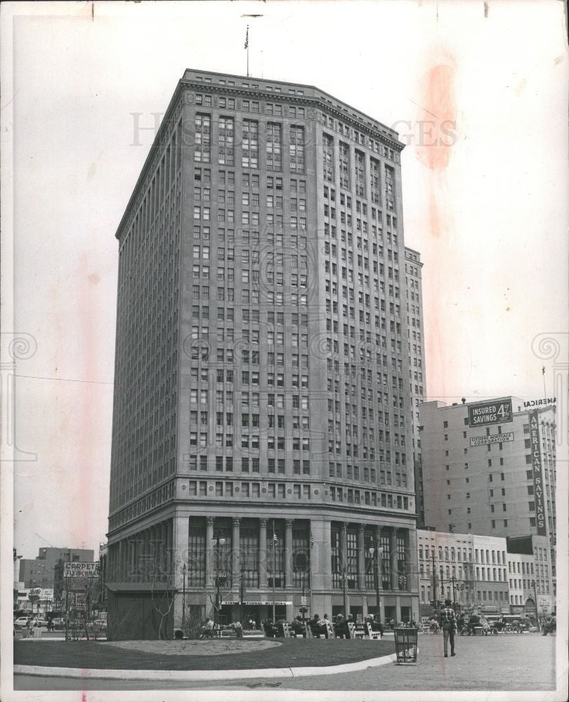 1970 Press Photo National Building - Historic Images