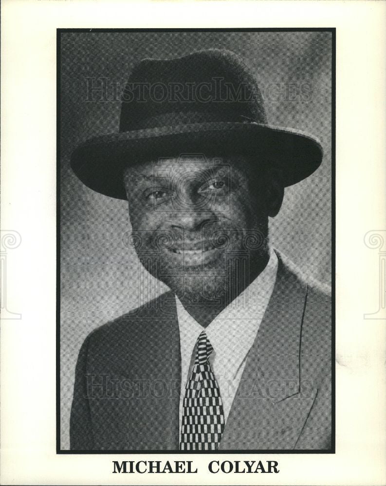 1994 Press Photo MICHAEL COLYAR - Historic Images