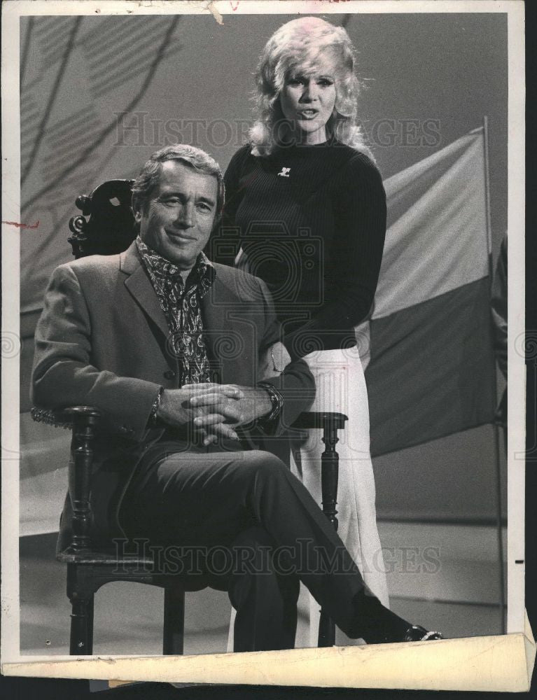 1976 Press Photo Perry Como American singer - Historic Images