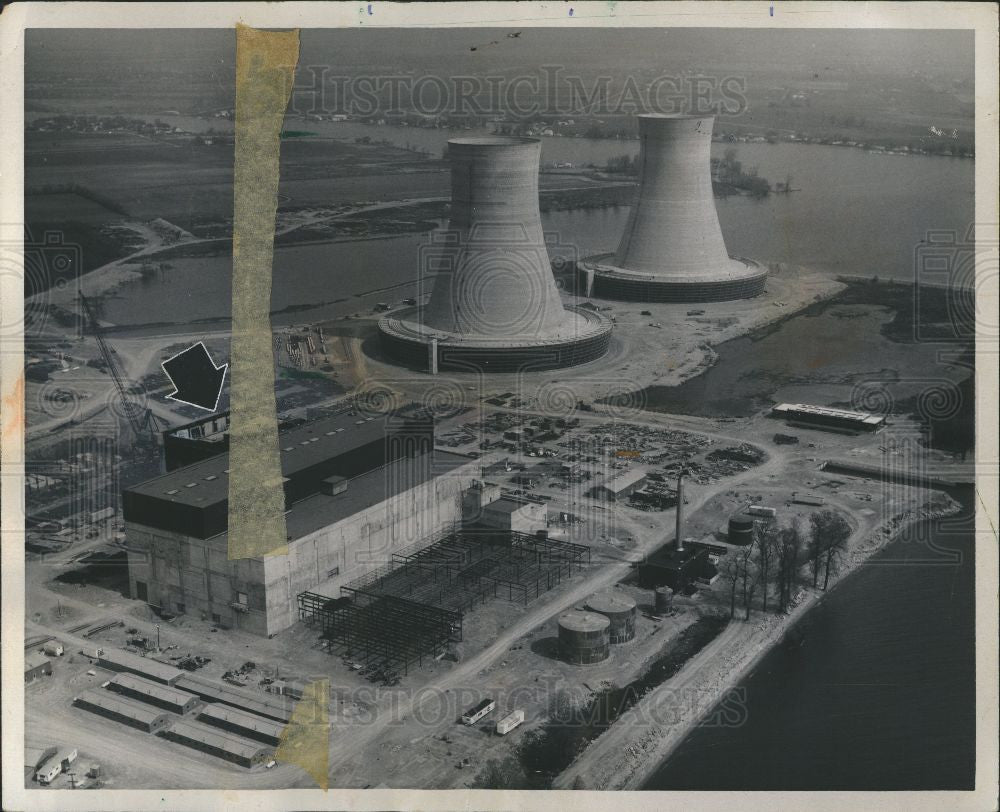 1988 Press Photo Fermi II - Historic Images