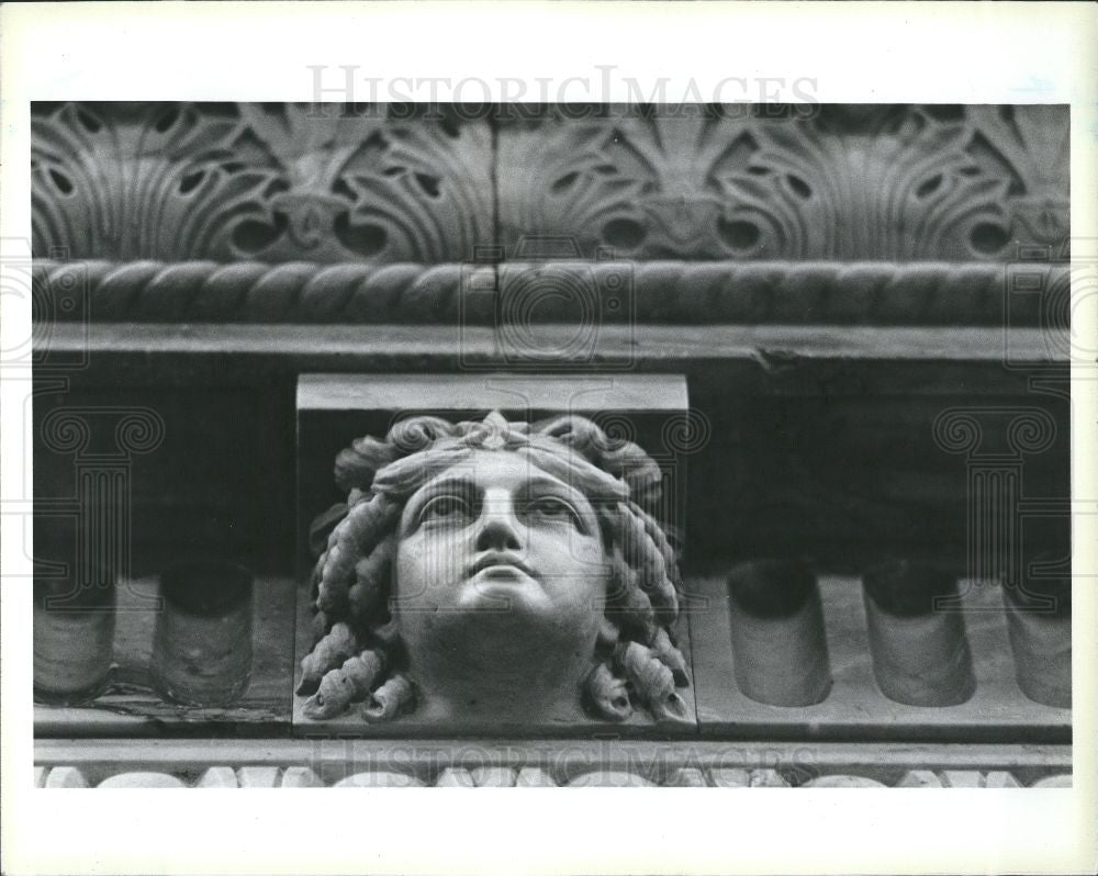 1984 Press Photo purity of justice - Historic Images