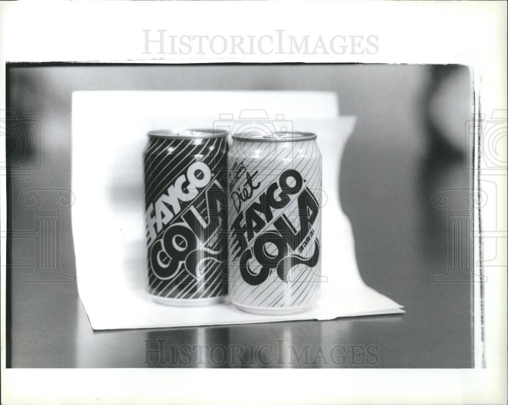 1991 Press Photo Faygo's - Historic Images