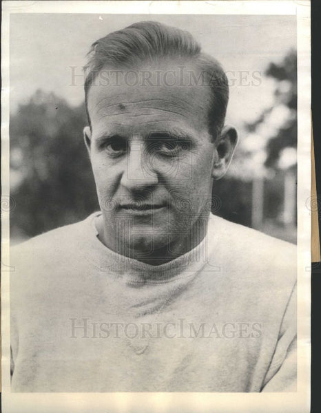 1936 Press Photo Guy Sundt coach mentioned as director - Historic Images