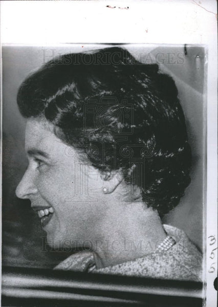 1960 Press Photo Elizabeth II , United Kingdom - Historic Images