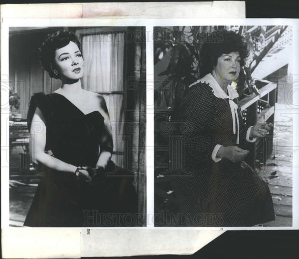 1989 Press Photo Kathryn Grayson US actress soprano - Historic Images
