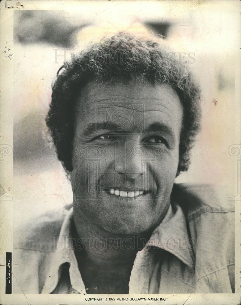 1974 Press Photo James Caan is an American actor. - Historic Images