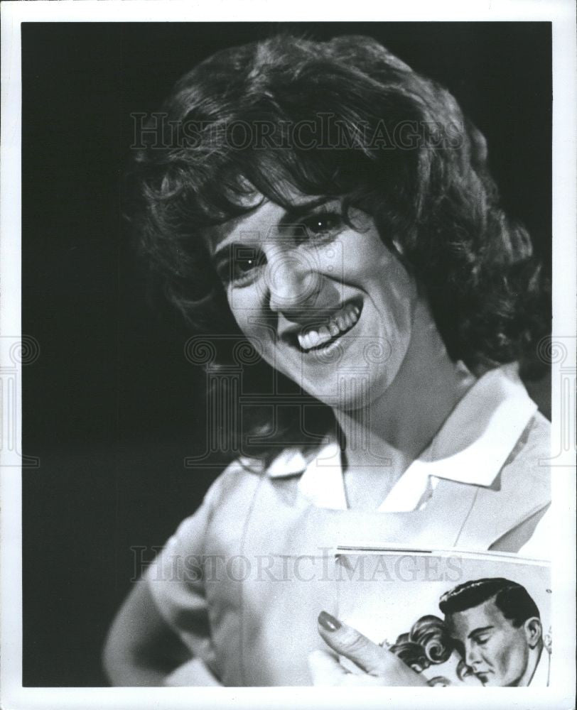 1974 Press Photo Ruth Buzzi US comedy actress Laugh In - Historic Images