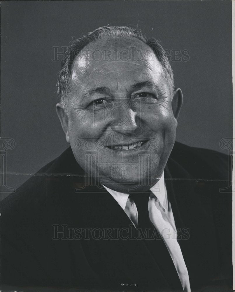 1965 Press Photo Max Gurman - Historic Images