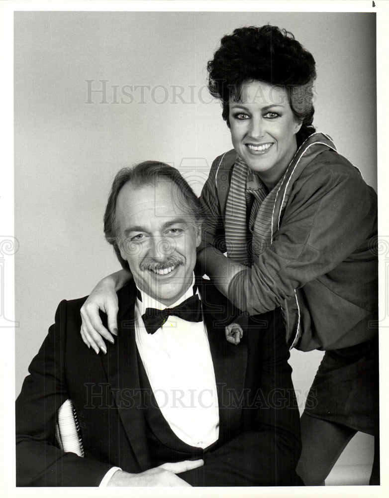 1984 Press Photo Howard Hesseman One day at a time - Historic Images
